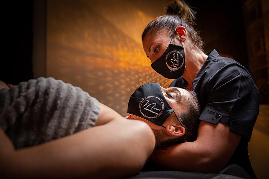 masaje terapeutico que es